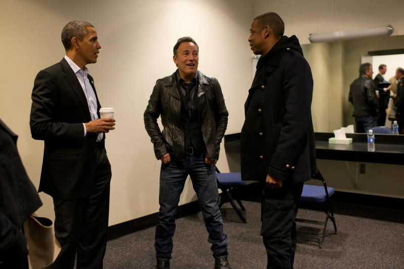 obama springsteen and jay-z