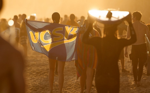 ucsb paddle out